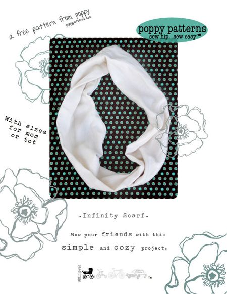 Infinity Scarf Cover