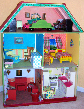 Home Design Ideas on Decorating Ideas  Doll House